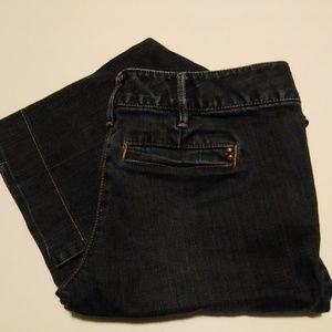 Loft Petites trouser jeans size 4p